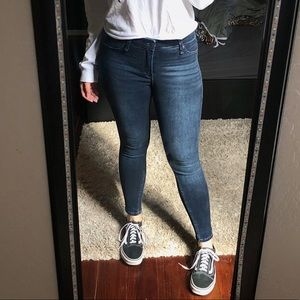 Abercrombie Harper Low Rise Jean Legging
